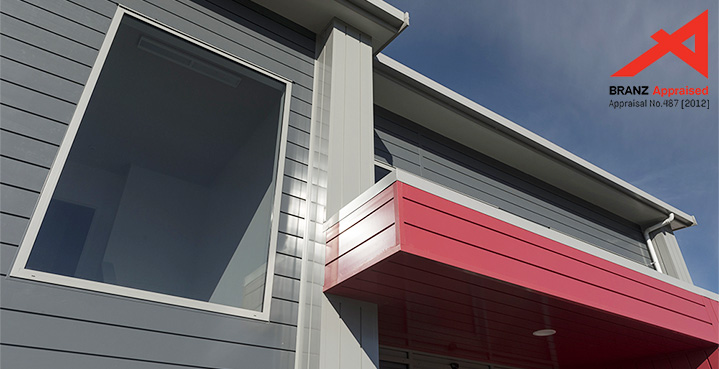 Cladding Profiles available from UlltraClad® Aluminium Weatherboards